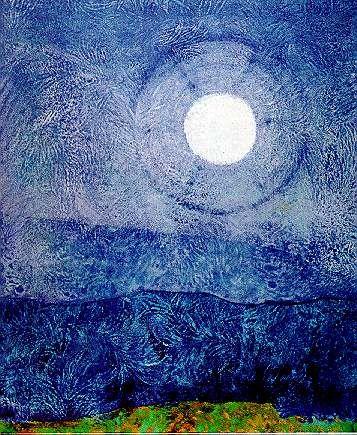 Max Ernst: Frottage, 1970