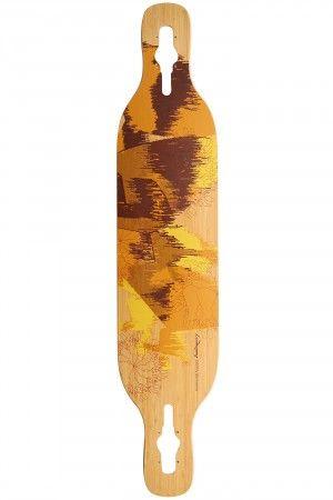 "Loaded Dervish Sama 42.8"" (109cm) Longboard Deck"