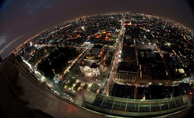 Lista de los mejores miradores que invitan a descubrir la Ciudad de México desde las alturas. ¡conocelos ahora!