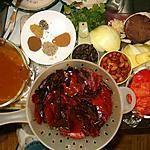 recette Poulet épicé à l'ail et autres épices