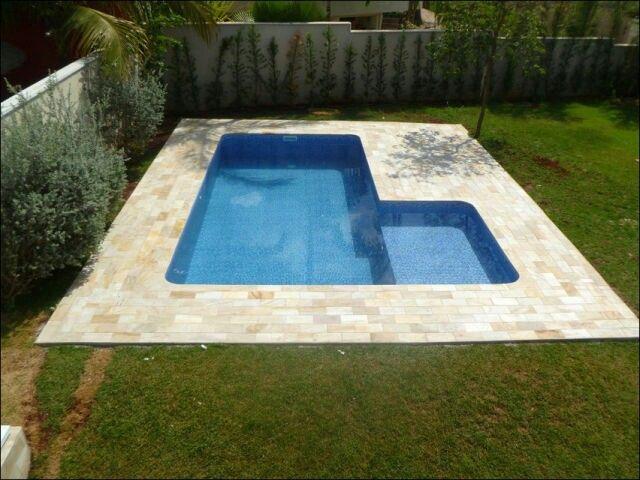 Mini pool Schwimmbad selber bauen, Pool selber bauen