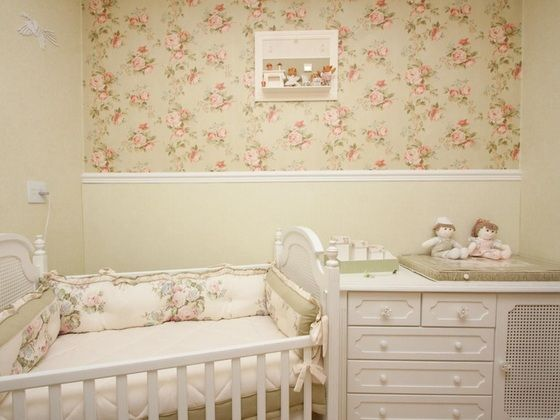 enxoval bebe quarto verde rosa - Pesquisa Google