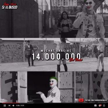 """Lary Over ya sobrepasó los 14 millones de visitas en el videoclip de """"Si Te Busco"""" - https://www.labluestar.com/lary-ya-sobrepaso-los-14-millones-de-visitas-en-el-videoclip-de-si-te-busco/ - #Si-Te-Busco, #14-Millones, #De-Visitas-En, #El-Videoclip-De, #Lary-Over, #Ya-Sobrepasó-Los #Labluestar #Urbano #Musicanueva #Promo #New #Nuevo #Estreno #Losmasnuevo #Musica #Musicaurbana #Radio #Exclusivo #Noticias #Top #Latin #Latinos #Musicalatina  #Labluestar.com"""