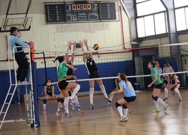 Marikrista Magkanari  GSHalandriou womens' team  A2 division 2014/2015  GSHalandriou-ASP Iones  Sunday 18 January 2015