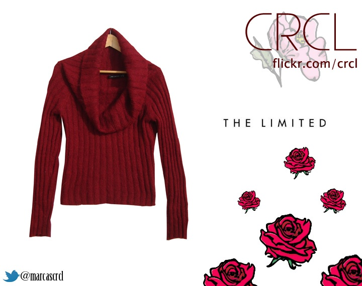 Sweater The Limited. Talla M.