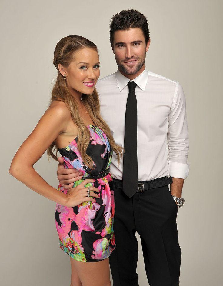 Lauren Conrad and Brody Jenner