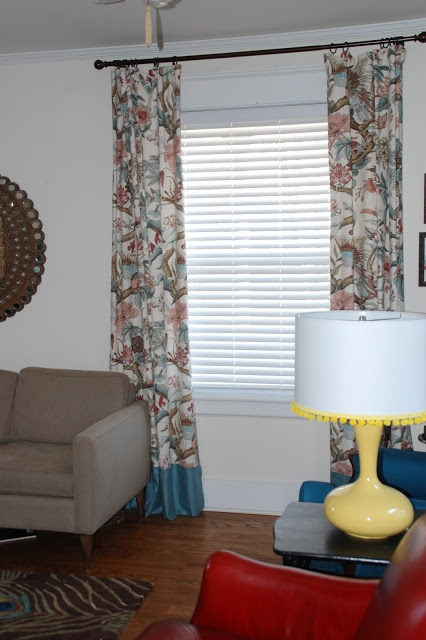 17 Best images about Window treatment: curtains, rods, rod covers ...