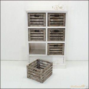 Шкаф Loft, provance, садовые ящики в мебели, шкаф в стиле лофт или прованс
