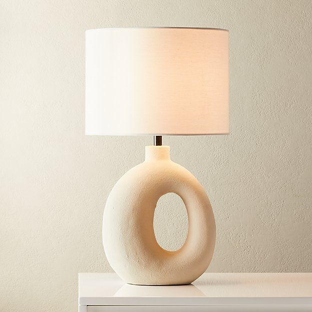 Algarve Ceramic Table Lamp Reviews Cb2 Ceramic Table Table Lamp Lamp