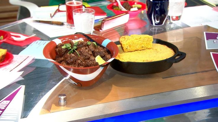Michael Strahan's Texas Southern Chili Recipe by 'GMA' | Recipe - ABC News