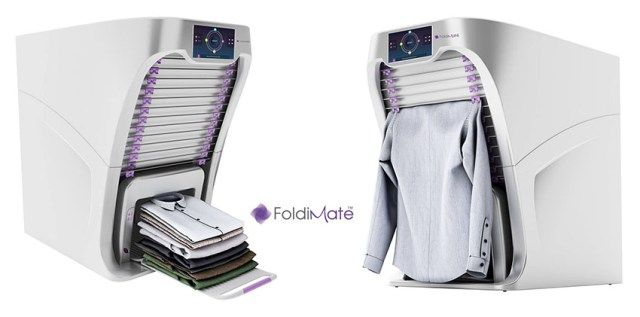 FoldiMate - The Laundry Folder ... what us parents ALL NEED!