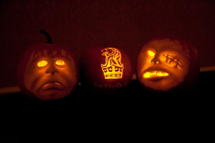 Pumpkins by the Ritz-Carlton Amelia Island.