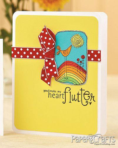 @Laura Williams - Paper Crafts magazine