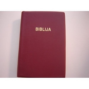 BIBLIJA Lithuanian HC Bible