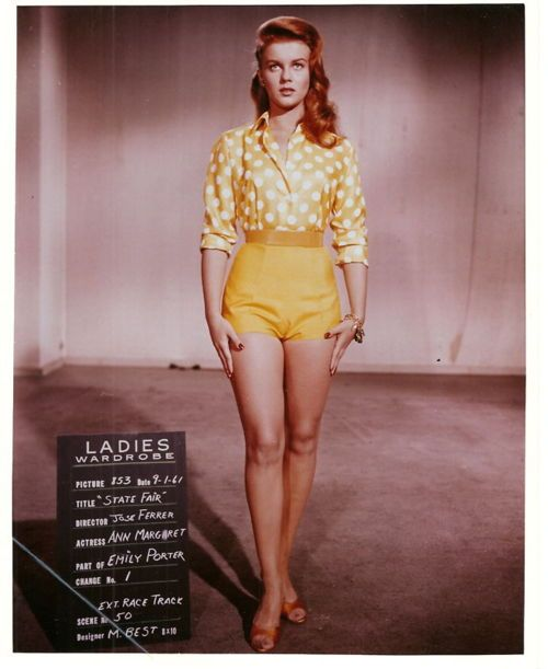 Ann Margaret screen test