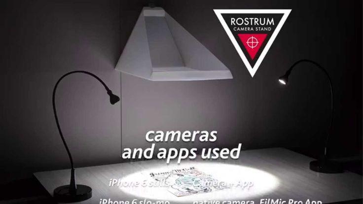 Modahaus Rostrum Camera Stand