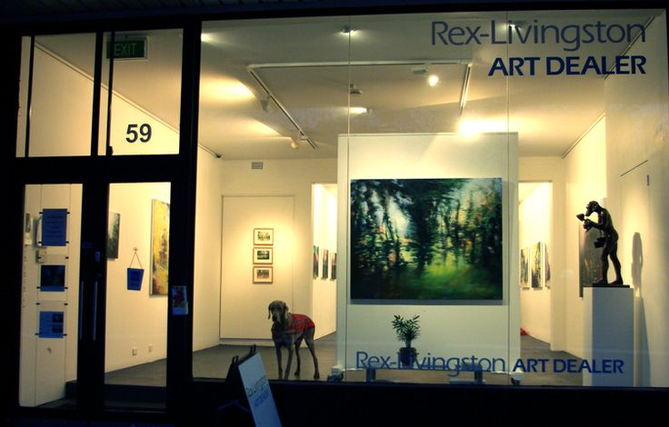 The In-Between Places at Rex-Livingston Art Dealer June 2013