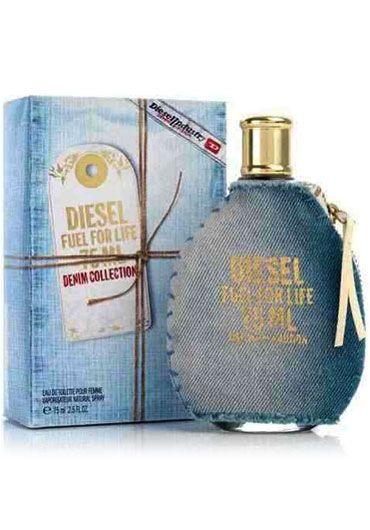 Fuel For Life Denim Collection Femme de Diesel - Tienda de regalos, perfumes para mujer, lociones para hombre, joyería - turegalomejor.com