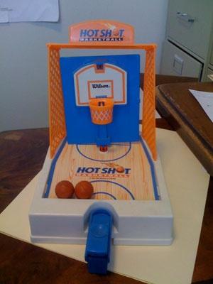 Hot Shot Basketball