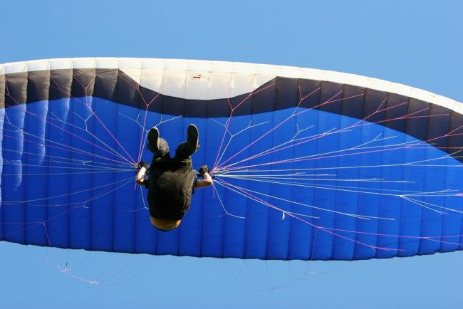 Airborne Paragliding - Tandem Paragliding in the West Coast, South Africa