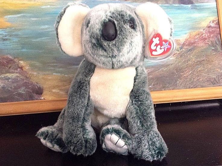 Ty Beanie Buddy EUCALYPTUS The Koala Bear Mint Condition 1999 Retired | Toys & Hobbies, Beanbag Plush, Ty | eBay!