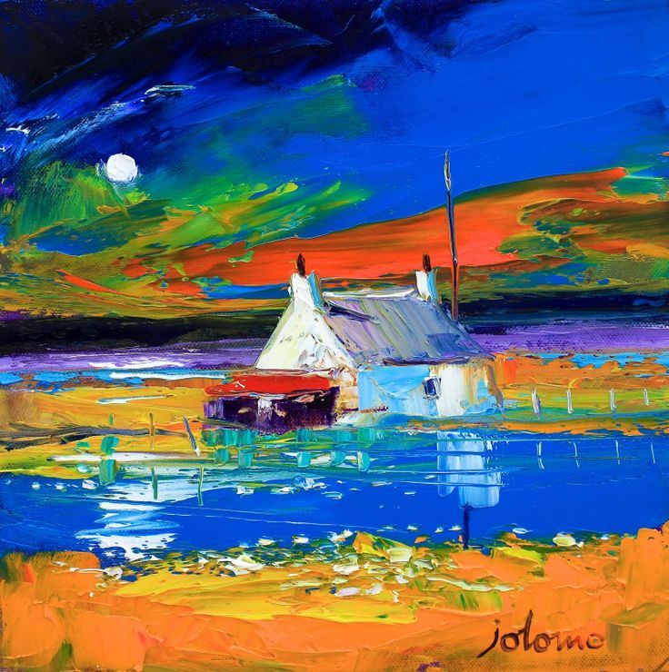 Scottish Paintings | OHSSblog: Jolomo to speak about Art and Christianity: 18 September