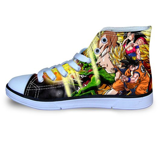 Where Can I Buy Dragon Ball Z Shoes - Here Free Shipping Worldwide