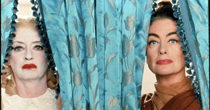 Ryan Murphy New Series Feud, Bette Davis Joan Crawford