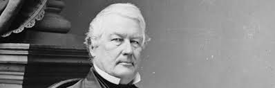 Millard Fillmore was born in a log cabin in Moravia, Cayuga County, in the Finger Lakes region of New York State, on January 7, 1800.