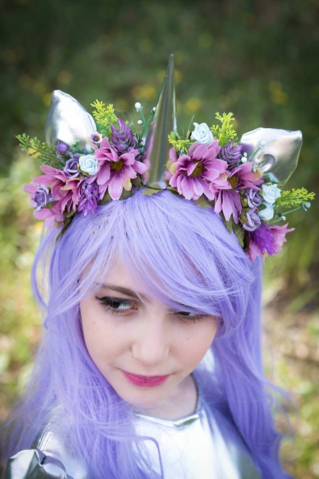 Unicorn Costume and photography by Dana Israeli