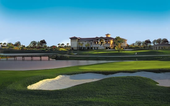Top Resorts and Golf Courses in Florida