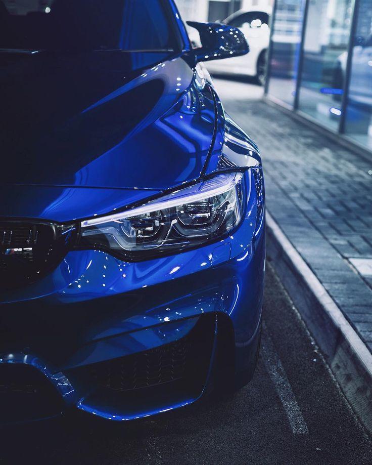 Glossy, glossier, M3. The BMW M3 (F80) Sedan in