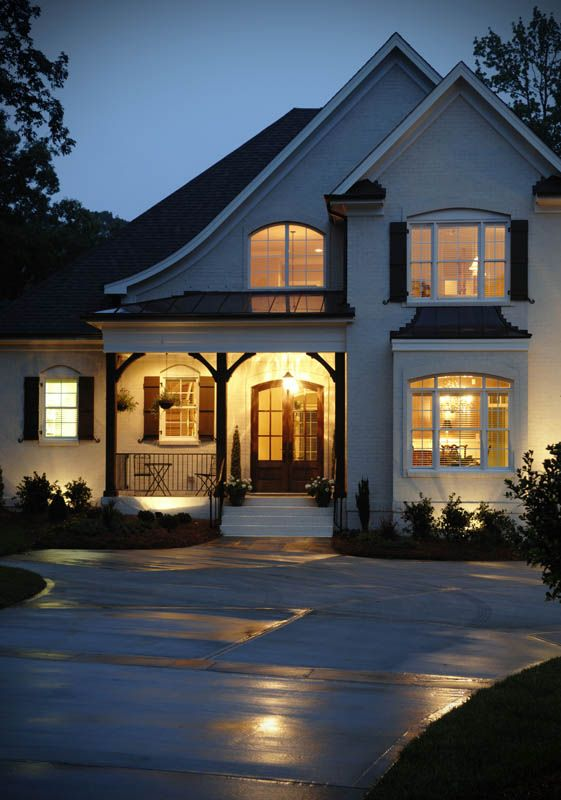 Overview 10 ways to add curb appeal in a weekend find this pin and more on exterior lights