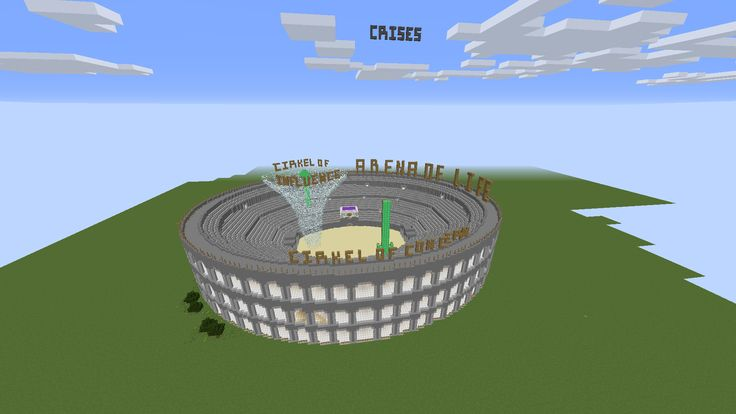 Week 5: Assignment. Re-done week 4 in 3D MineCraft 1/7