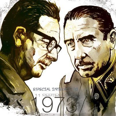 11 septiembre 1973: Así fueron las doce horas que cambiaron #Chile. Revisa nuestro interactivo multimedia con los principales hechos y protagonistas