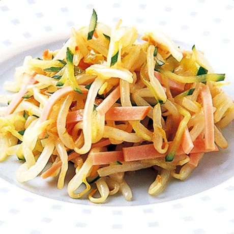 もやしの中華風サラダ by小林まさみさんの料理レシピ - レタスクラブニュース