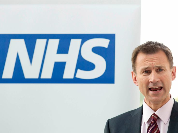 "Jeremy Hunt has ""peddled myths"" about doctors' workloads and demoralised the NHS workforce over plans for more seven-day services, the leader of Britain's doctors has claimed, as a survey reveals nine out of 10 consultants are already on evening and weekend rotas."