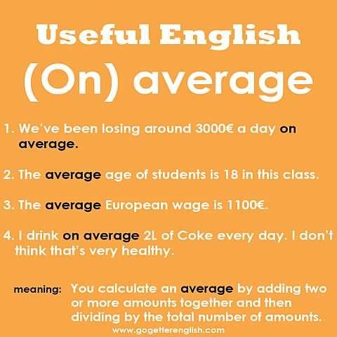 On Average - Repinned by Chesapeake College Adult Ed. We offer free classes on the Eastern Shore of MD to help you earn your GED - H.S. Diploma or Learn English (ESL) . For GED classes contact Danielle Thomas 410-829-6043 dthomas@chesapeke.edu For ESL classes contact Karen Luceti - 410-443-1163 Kluceti@chesapeake.edu . www.chesapeake.edu