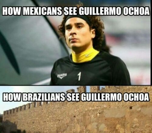 Funny Memes about Mexico Soccer