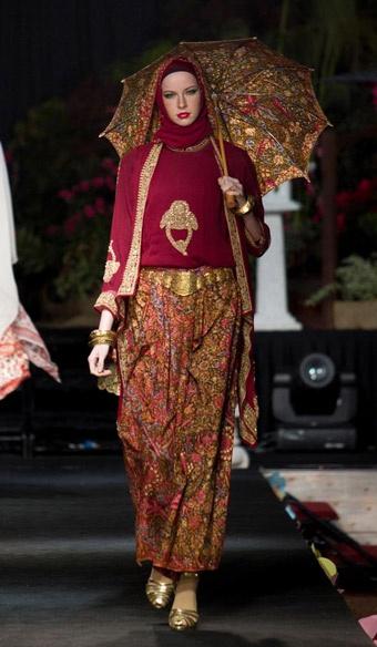 Islamic Fashion Festival in Kuala Lumpur