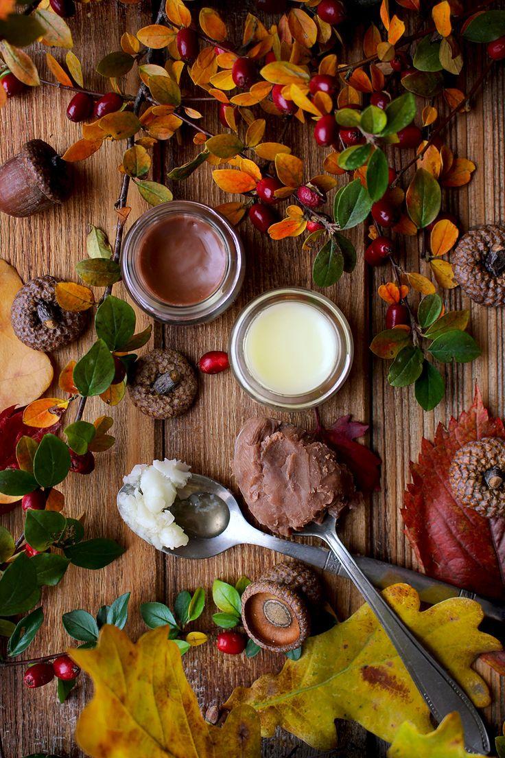 autumn / fall lip balms / recipes / natural lip balms / cosmetics / Lili Natura – Kreatywnie i inspirująco z nutą natury