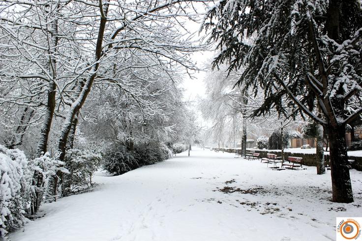 @ezcaray con nieve