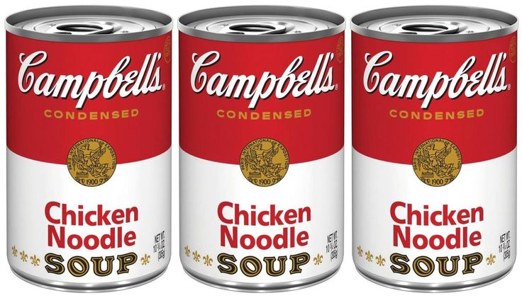 Campbell's Is Changing Its Chicken Noodle Soup Recipe  - Delish.com