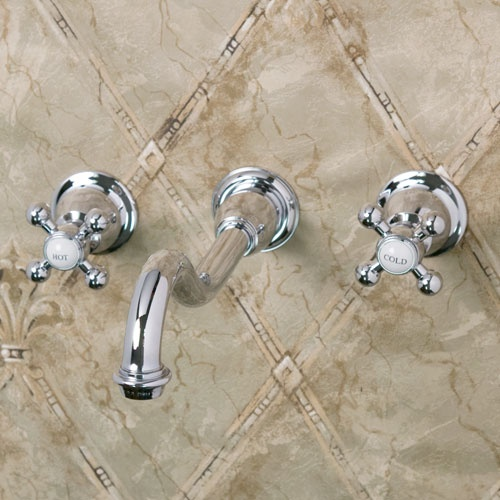 Bathroom Faucet Spout Reach 49 best faucets images on pinterest | polished chrome