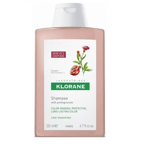 Klorane Shampoo A La Grenade Σαμπουάν με Ρόδι Για Βαμμένα Μαλλιά 200ml. Μάθετε περισσότερα ΕΔΩ: https://www.pharm24.gr/index.php?main_page=product_info&products_id=4285