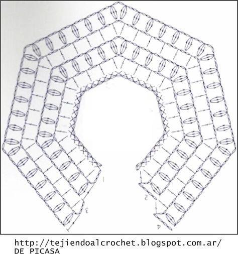 46 Best Grficos Crocheteros Images