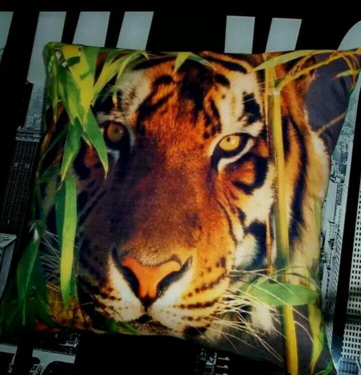 Pillow tiger.