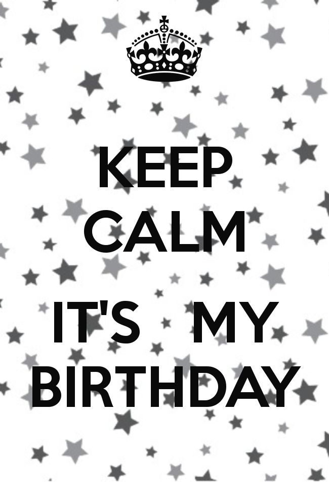 I'm just saying . . . November 26th baybeeeeee ! Happy Birthday to Me !