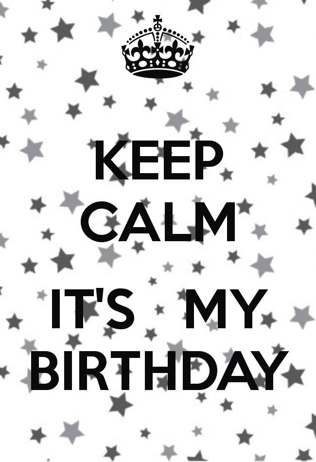 I'm just saying . . . November 26th baybeeeeee ! Happy Birthday to Me !