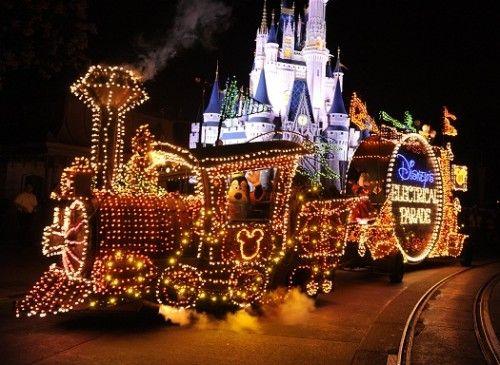 Strategic Parade Viewing Spots in the Magic Kingdom